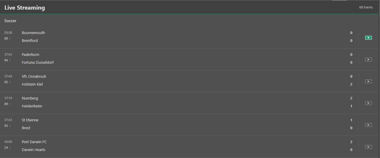 fast online bets at bet 365