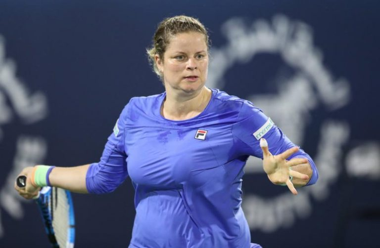 Kim Clijsters Won First Time at World Team Tennis