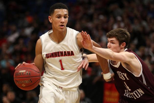 Basketball Coach Mike Boynton Made Offer to Young Star Jalen Lake