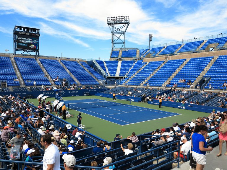US Open 2020 is Here: Empty Tribunes, Participants' No-Shows, Emotional Breakdowns, First Winners & Losers