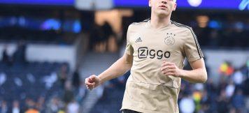 Welcome on Board: Manchester United Signs Up Donny van de Beek upon €40M Deal