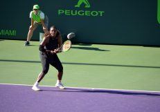 Serena Jameka Williams Tested COVID-Positive