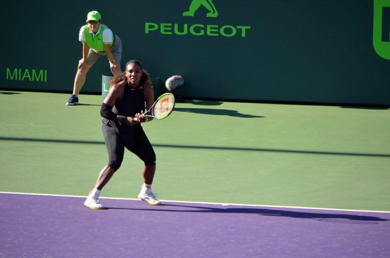 Serena Jameka Williams Tested COVID-Positive
