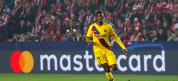Barcelona is about to Sell Ousmane Dembélé to Manchester United despite