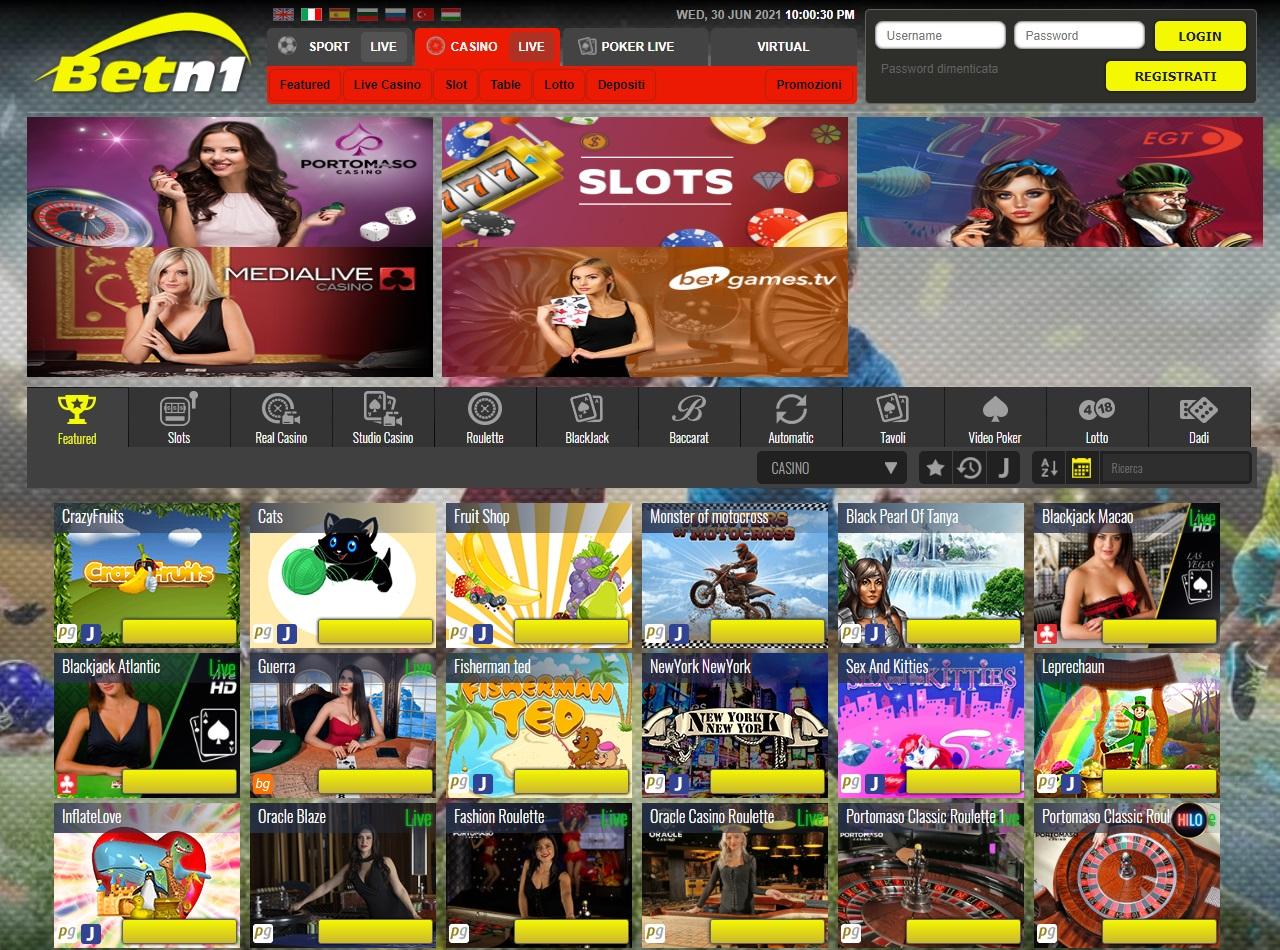 Casino betn1