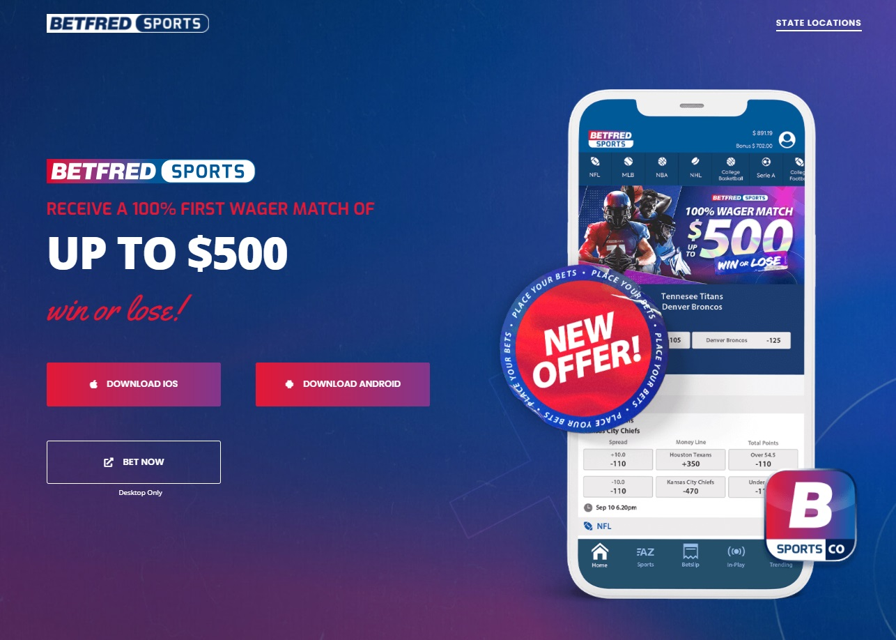 Betfred apps