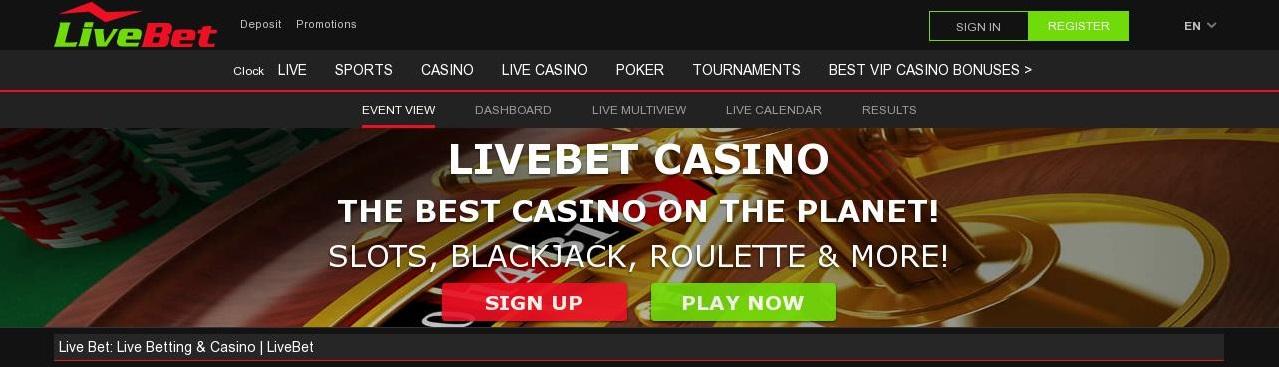 Casino LiveBet