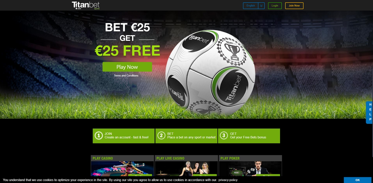 Titanbet betting site review