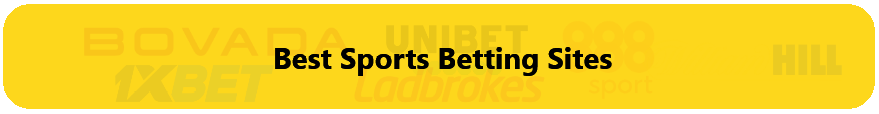 Best Sports Betting Sites