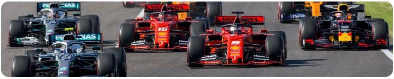 F1 Betting Markets