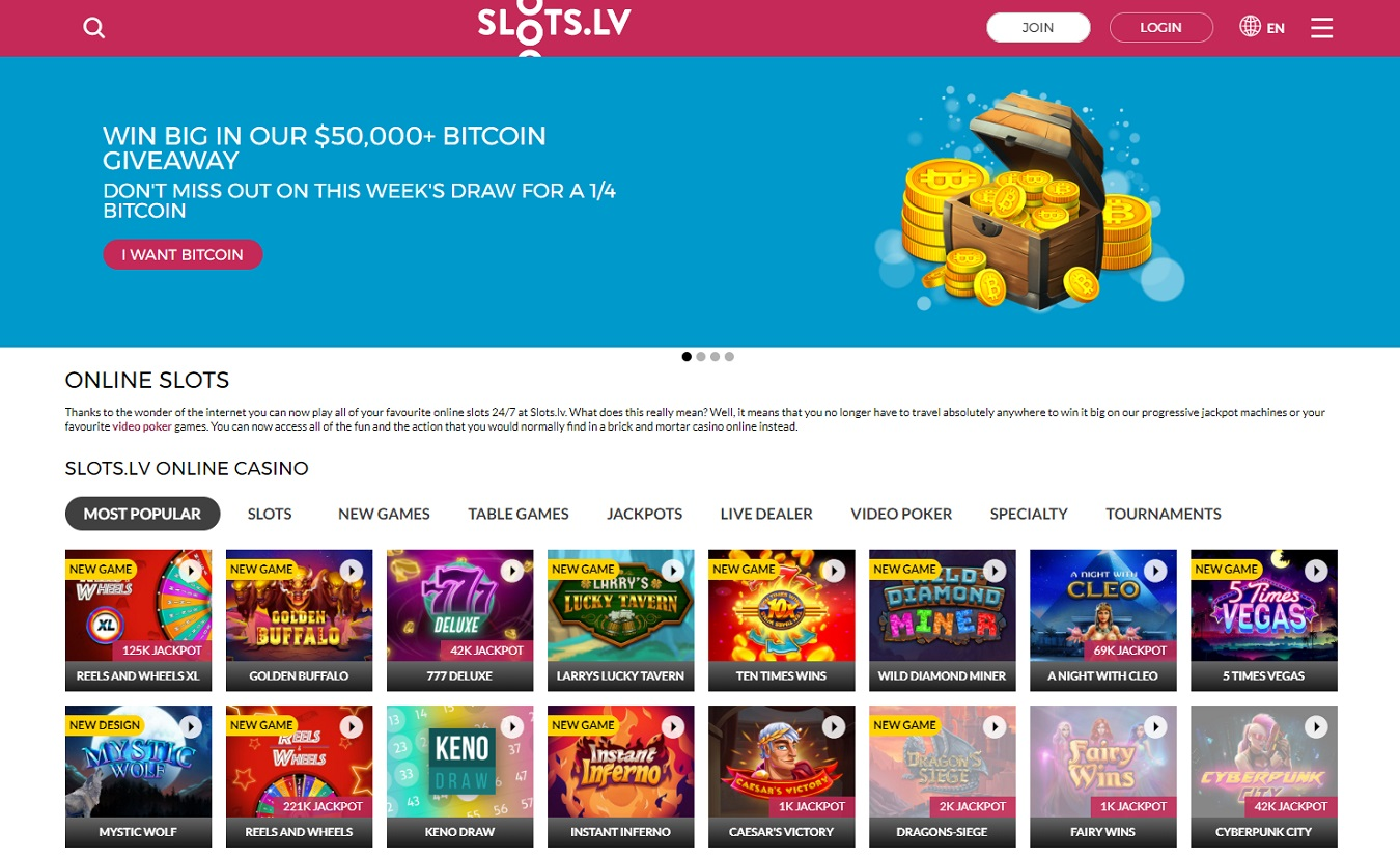 Best USA Slots Site