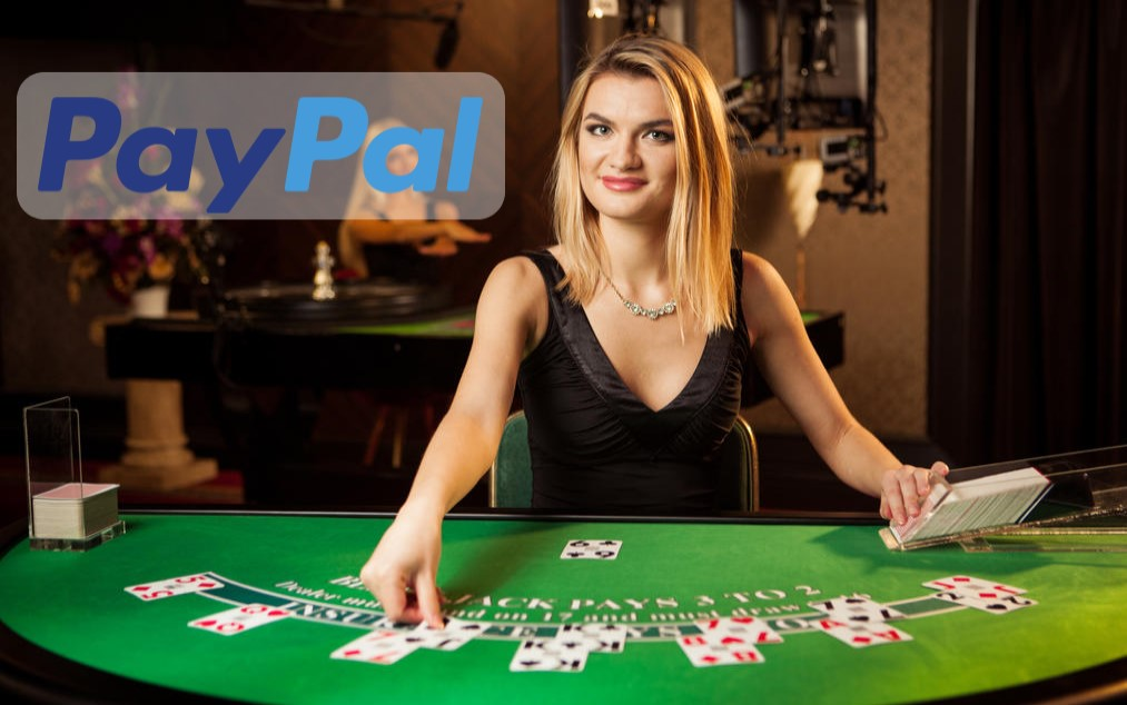 Blackjack Sites to make deposits with PayPal