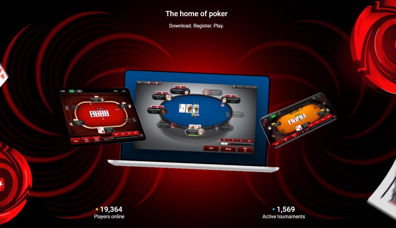 tournaments on pokerstars