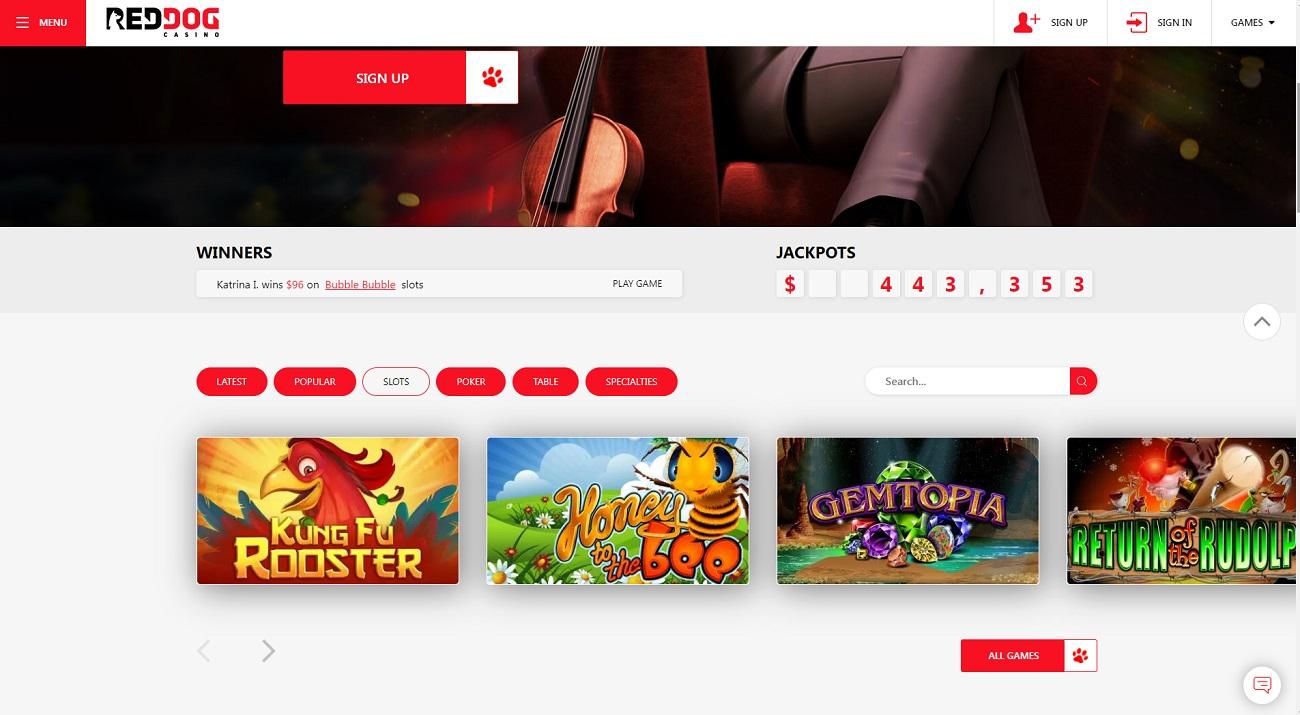 Legal slots in online casinos