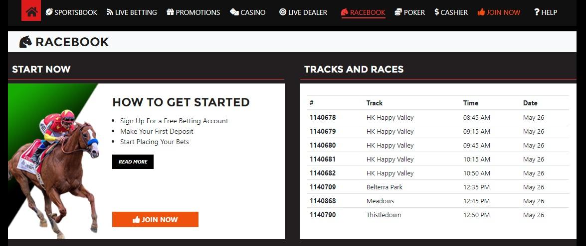 Betpop Horse Racing