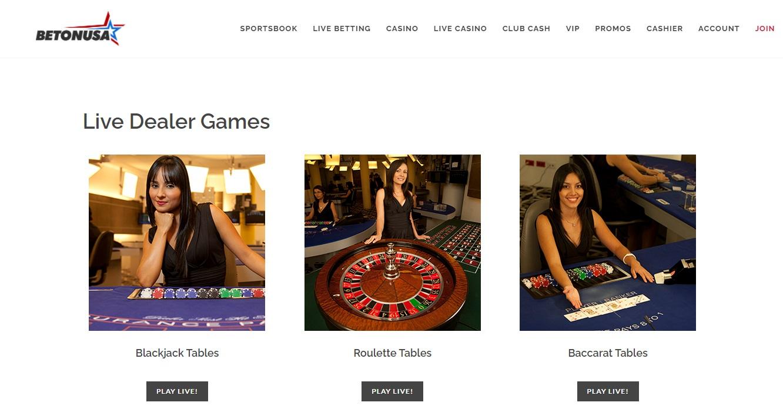 BetonUSA Casino