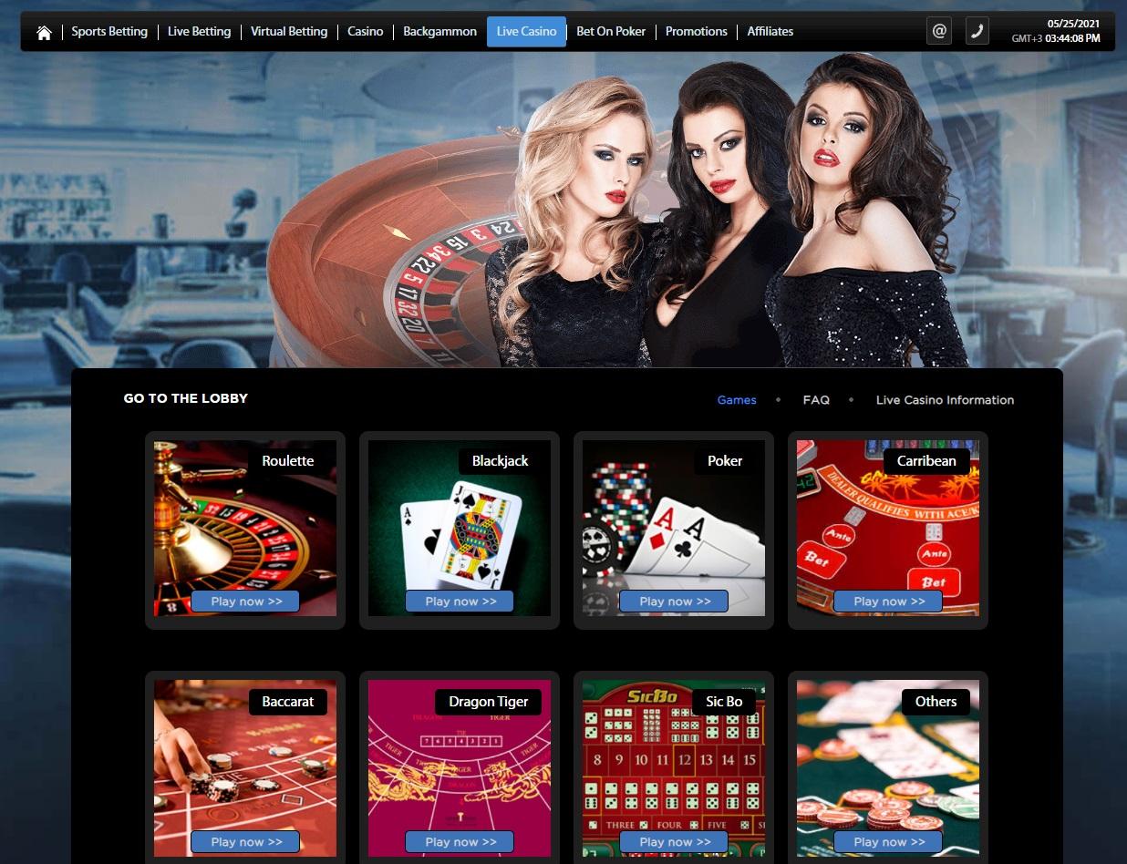 Casino Won club