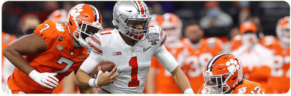 Best NCAAF betting sites in 2021