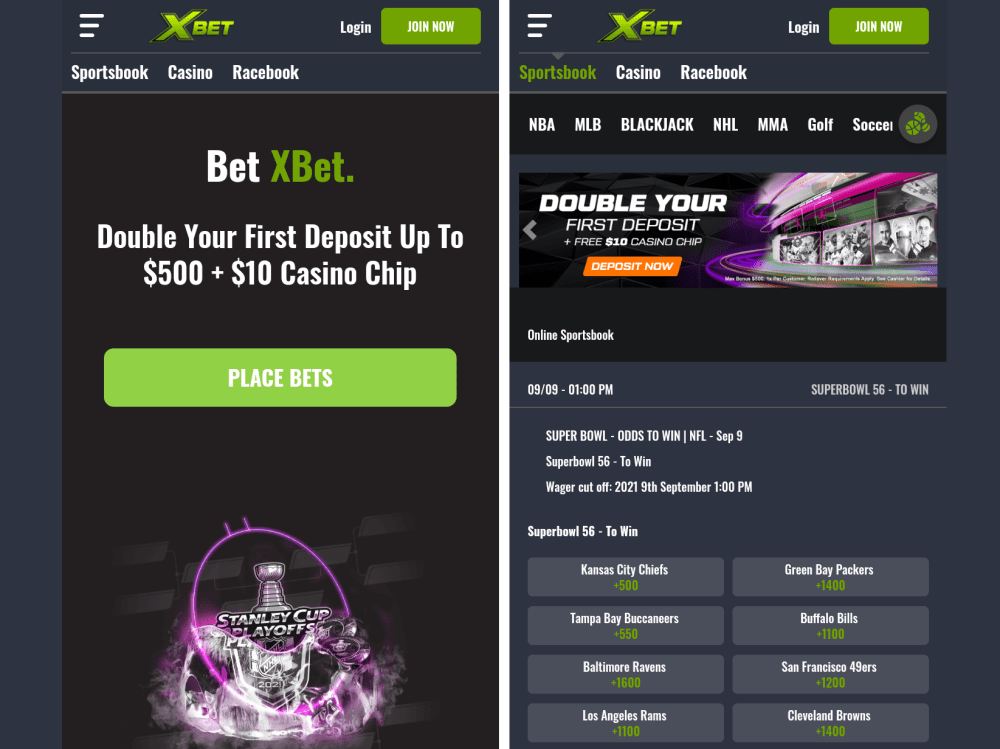 Xbet mobile