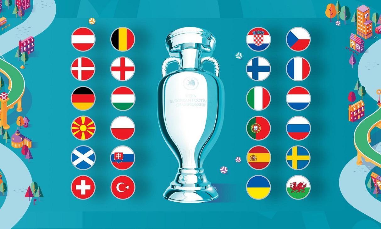 teams Euro 2020