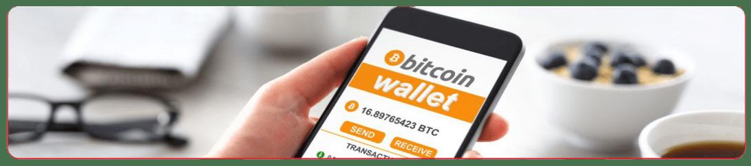 Bitcoin mobile betting
